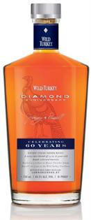 Wild Turkey Bourbon Diamond Anniversary 750ml